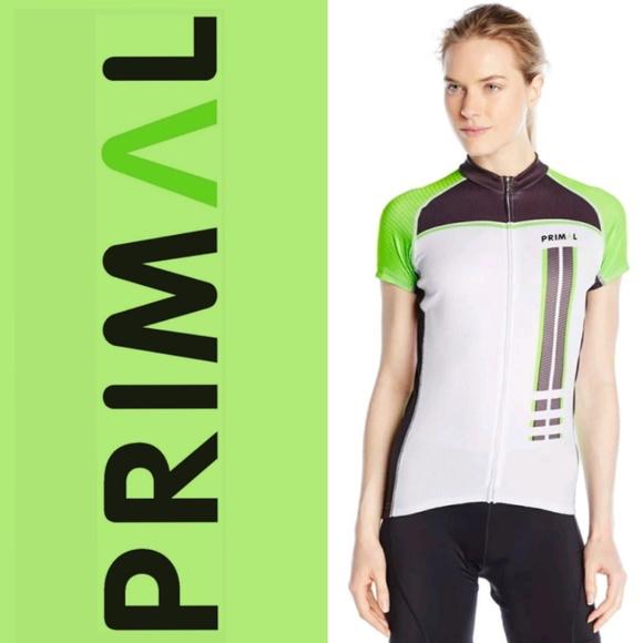 Primal Wear Mens Frequency Evo Jersey